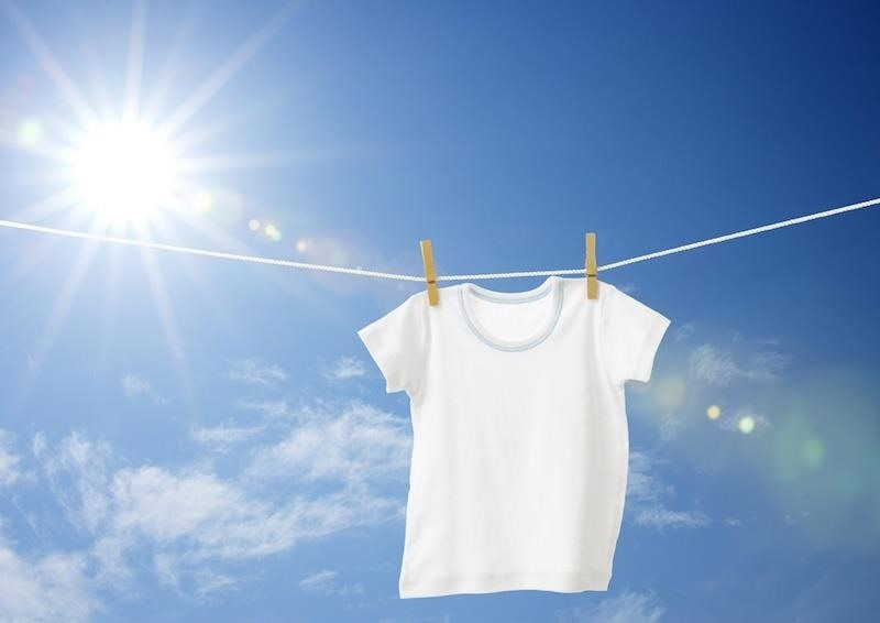 You Don't Need Harsh Chlorine Bleach For Your Laundry Whites!
